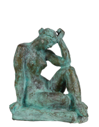 Сидящая II