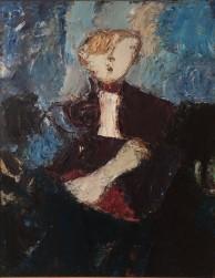 Деревенский портрет