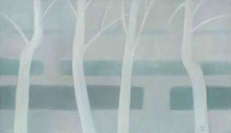 """""""Белые деревья"""""""