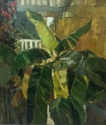 Пленер № 3. Оливковая роща. Греция